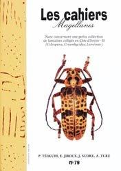 Souvent acheté avec Les libellules de France, le Note concernant une petite collection de lamiaires colligés en Côte d'Ivoire - II