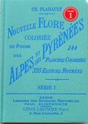Dernières parutions sur Flores de montagne, Nouvelle flore coloriée des Alpes et des Pyrénées