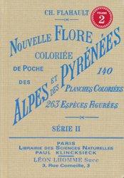 Dernières parutions sur Flores, Nouvelle flore coloriée de poche des alpes et des  pyrénées (série 2)