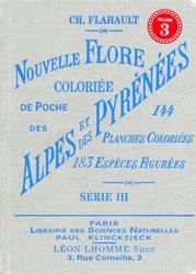 Dernières parutions sur Flores de montagne, Nouvelle flore coloriée de poche des alpes et des  pyrénées (volume 3)