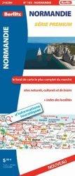 Dernières parutions dans Série premium, Normandie. 1/250 000