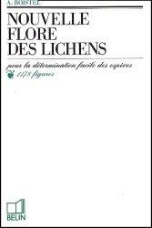 Souvent acheté avec Guide des lichens, le Nouvelle flore des lichens