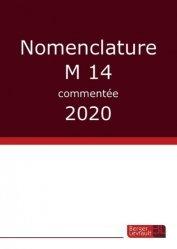 Dernières parutions sur Collectivités locales, Nomenclature M14 commentée. Edition 2020