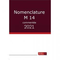 Dernières parutions sur Collectivités locales, Nomenclature M14 commentée 2021