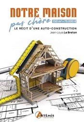 Dernières parutions sur Construction durable, Notre maison pas chère