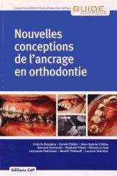 Dernières parutions dans Guide Clinique, Nouvelles conceptions de l'ancrage en orthodontie