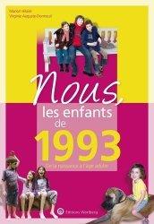Dernières parutions sur Art populaire, Nous, les enfants de 1993
