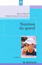 Souvent acheté avec Le Berger blanc, le Nutrition du sportif