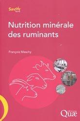 Souvent acheté avec Guide pratique de l'alimentation du troupeau bovin laitier, le Nutrition minérale des ruminants