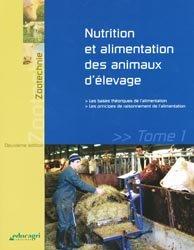 Souvent acheté avec L'alimentation des chevaux, le Nutrition et alimentation des animaux d'élevage Tome 1