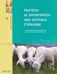 Dernières parutions sur Alimentation, Nutrition et alimentation des animaux d'élevage Tome2 - 2013