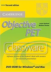 Dernières parutions dans Objective PET, Objective PET - Classware DVD-ROM with answers
