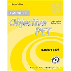 Dernières parutions dans Objective PET, Objective PET - Teacher's Book