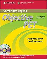 Dernières parutions dans Objective PET, Objective PET - Self-study Pack (Student's Book with answers with CD-ROM and Audio CDs(3))