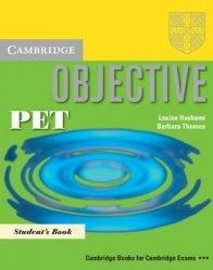 Dernières parutions sur PET, OBJECTIVE PET STUDENT'S BOOK