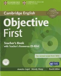 Dernières parutions dans Objective First, Objective First - Teacher's Book with Teacher's Resources CD-ROM