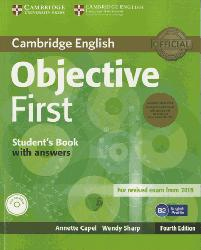 Dernières parutions dans Objective First, Objective First - Student's Book Pack (Student's Book with Answers with CD-ROM and Class Audio CDs(2))