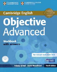 Dernières parutions sur CAE, Objective Advanced - Workbook with Answers with Audio CD