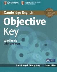 Dernières parutions dans Objective Key, Objective Key - Workbook with Answers