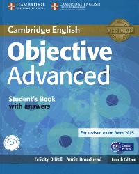 Dernières parutions dans Objective Advanced, Objective Advanced - Student's Book with Answers with CD-ROM