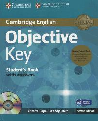 Dernières parutions sur PET, Objective Key - Student's Book Pack (Student's Book with Answers with CD-ROM and Class Audio CDs(2))