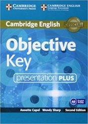 Dernières parutions sur KET, Objective Key - Presentation Plus DVD-ROM