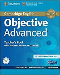 Dernières parutions dans Objective Advanced, Objective Advanced - Teacher's Book with Teacher's Resources CD-ROM