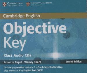Dernières parutions dans Objective Key, Objective Key - Class Audio CDs (2)