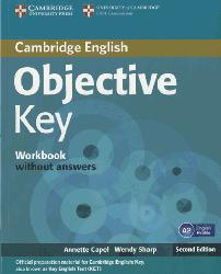 Dernières parutions dans Objective Key, Objective Key - Workbook without Answers