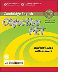Dernières parutions dans Objective PET, Objective PET Student's Book with Answers with CD-ROM with Testbank