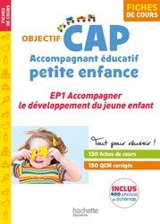 Dernières parutions sur CAP- BEP Petite enfance, Objectif CAP Accompagnant Éducatif Petite Enfance