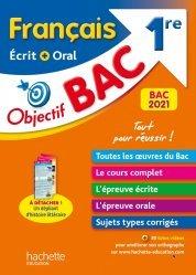 Dernières parutions sur Outils d'apprentissage, Objectif Bac Français écrit et oral 1re BAC 2021