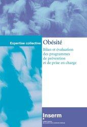 Dernières parutions dans Expertise collective, Obésité