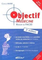 Nouvelle édition Objectif Médecine Réussir sa PACES