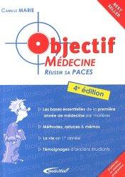 Souvent acheté avec Annales du concours PACES UECS 2, le Objectif Médecine Réussir sa PACES