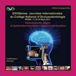 Dernières parutions sur Occlusodontie, Occlusodontie, algies et dysfonctionnement de l'appareil manducateur