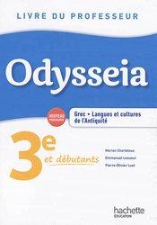 Dernières parutions sur Méthodes de langue, Odysseia : grec, langues et cultures de l'Antiquité