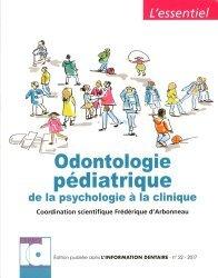 Dernières parutions dans L'essentiel, Odontologie pédiatrique