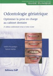 Dernières parutions dans Guide Clinique, Odontologie gériatrique