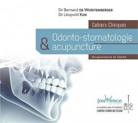 Dernières parutions sur Odontologie, Odonto-stomatologie et acupuncture