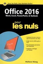Dernières parutions dans Pour les nuls poche , Office 2016 pour les Nuls
