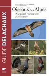 Nouvelle édition Oiseaux des Alpes