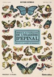 Dernières parutions sur Lépidoptères, Oiseaux et papillons de l'imagerie d'Epinal