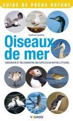 Dernières parutions dans Guide de poche nature, Oiseaux de mer