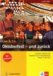 Dernières parutions sur Lectures simplifiées en allemand, OKTOBERFEST UND ZURUCK A2