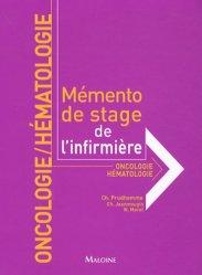Dernières parutions sur UE 2.9 Processus tumoraux, Oncologie / Hématologie
