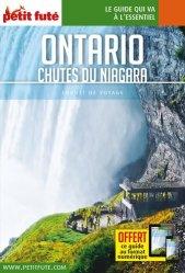 Dernières parutions sur Guides Canada et Québec, Ontario. Chutes du Niagara, Edition 2019