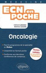 Souvent acheté avec Diabétologie - Endocrinologie, le Oncologie