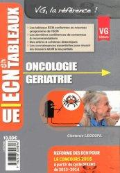 Souvent acheté avec Hépato-gastroentérologie - Chirurgie viscérale, le Oncologie Gériatrie