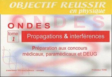 Souvent acheté avec Endocrinologie , le Ondes Tome 1 Propagations et interférences